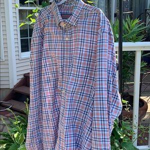 Vineyard vines cotton Murray shirt: never worn